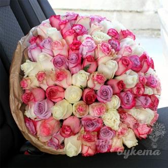 101-raznocvetnaya-roza-v-krafte-premium